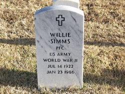 Willie Simms