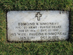 Edmond Romulous Simoneau