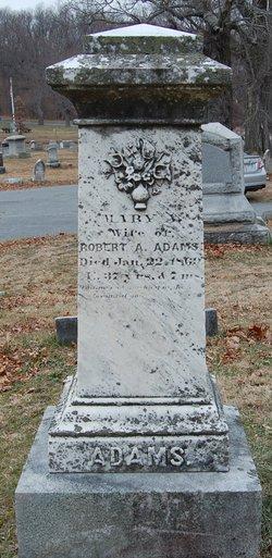 Mary A. B. Adams