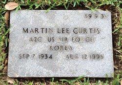 Martin Lee Curtis