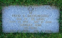 Shirley May <I>Welch</I> Deltorchio