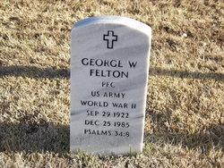 George W Felton