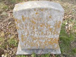 "Stephen Alexander ""Alic"" Bagwell"