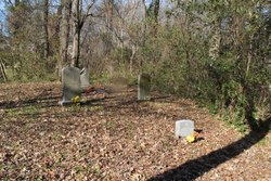 Sawyer's Family Cemetery at Drum Creek