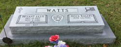 Bryant Ellis Watts
