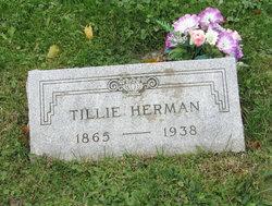 "Otilia ""Tillie"" <I>Kubel</I> Herman"