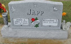 John August Japp