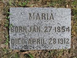 Maria <I>Bloom</I> Fenstermacher