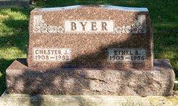 Ethel Blanche <I>Meranda</I> Byer
