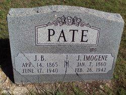 J B Pate