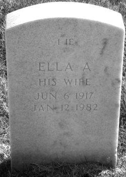 Ella A Cunningham