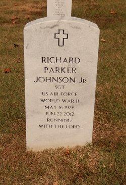 Richard Parker Johnson, Jr