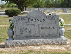 Rudolph James Barnes