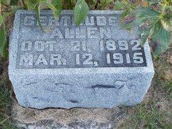 Gertrude Courtney Allen