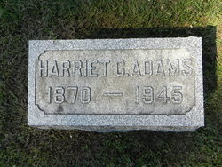Harriet C Adams