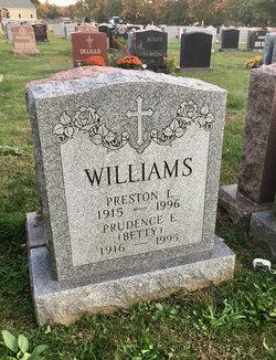 Preston L Williams