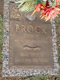 Mae Eileen <I>Jarboe</I> Brock
