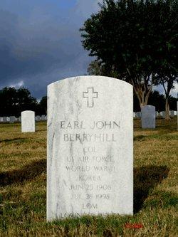 Earl John Berryhill