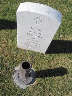 John Willie Rogers