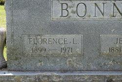Florence Mary <I>Lineberry</I> Bonn