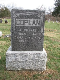 Emma Jane <I>Hodges</I> Coplan