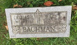 Mary Arlene <I>Uhl</I> Bachman