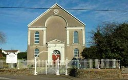 Gorseinon Congregational Chapelyard