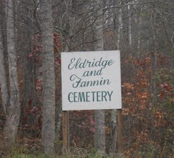 Eldridge and Fannin Cemetery