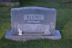 Wilmer Olin Blunt