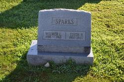 Edith Ella <I>Holden</I> Sparks