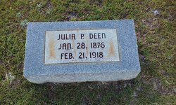 Julia Cornelia <I>Powell</I> Deen