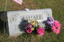 Bernice <I>Evans</I> Ballard