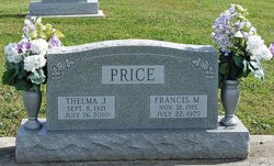 Thelma J. <I>Crull</I> Price