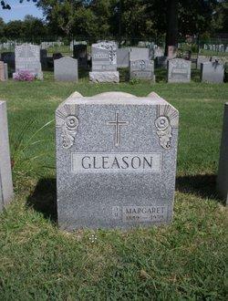 Margaret <I>Tierney</I> Gleason