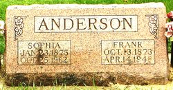 Frank G Anderson