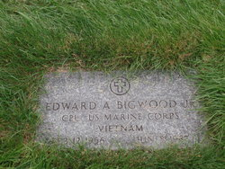 Edward A Bigwood, Jr