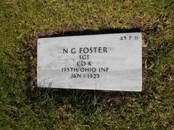 Sgt Nathaniel Green Foster