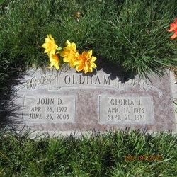 Gloria Oldham