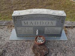 Mamie <I>Heath</I> Maddox