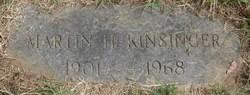 Martin Henry Kinsinger, Jr