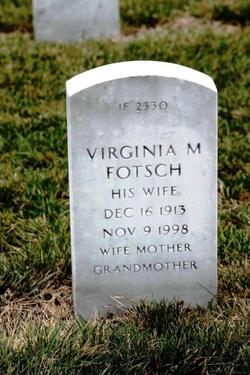 Virginia M. <I>Works</I> Fotsch