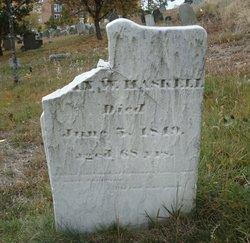John White Haskell