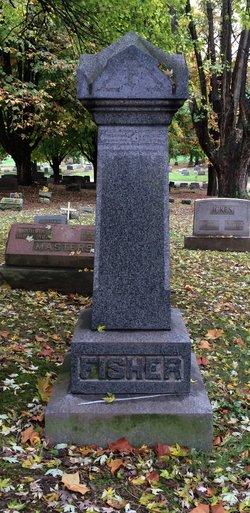 Mary A. <I>Kieffer</I> Fisher