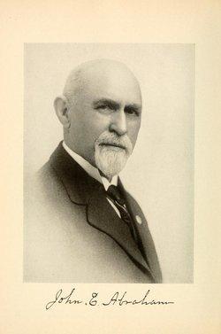 CPT John E. Abraham