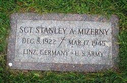 SGT Stanley A. Mizerny