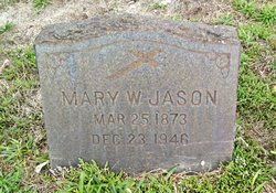 Mary Almeda <I>White</I> Jason