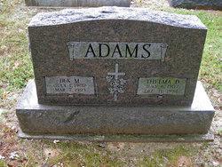 Ira M. Adams