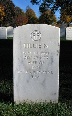 Tillie <I>Flatland</I> Devine