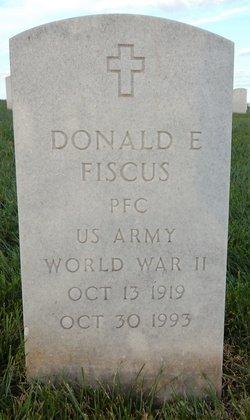 Donald Eugene Fiscus