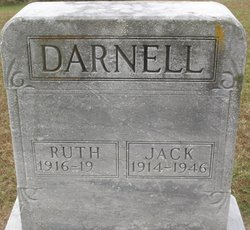"""Lowell Sheridan """"Jack"""" Darnell"""